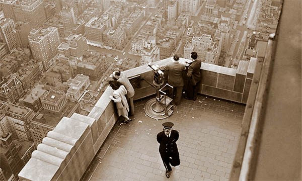 Empire State Building 1947